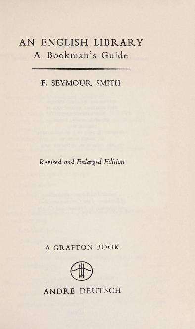 An English library by Frank Seymour Smith