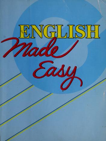 Cover of: English Made Easy | Ken Wagner