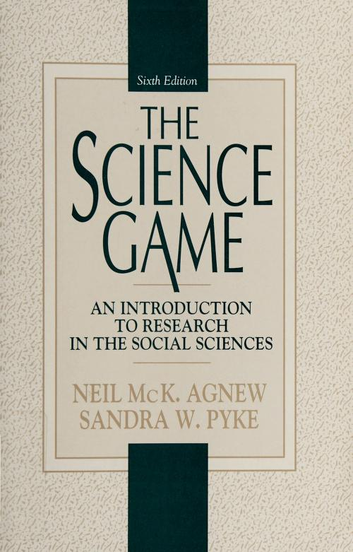 The science game by Neil McK Agnew