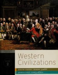 Cover of: Western civilizations | Judith G. Coffin