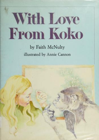 Cover of: With love from Koko | Faith McNulty
