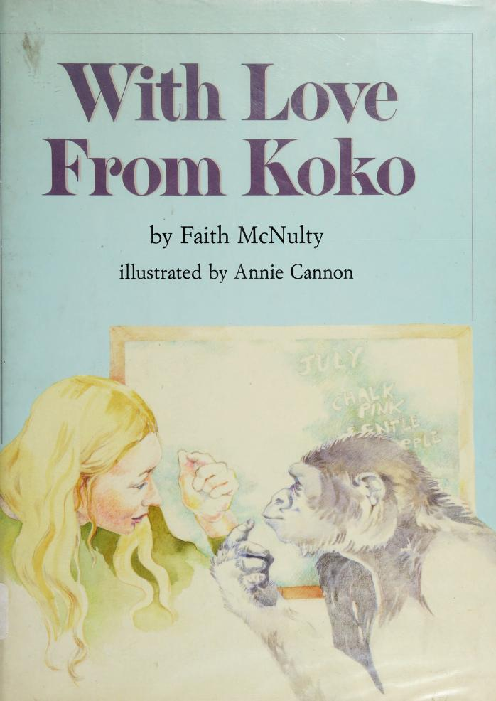 With love from Koko by Faith McNulty